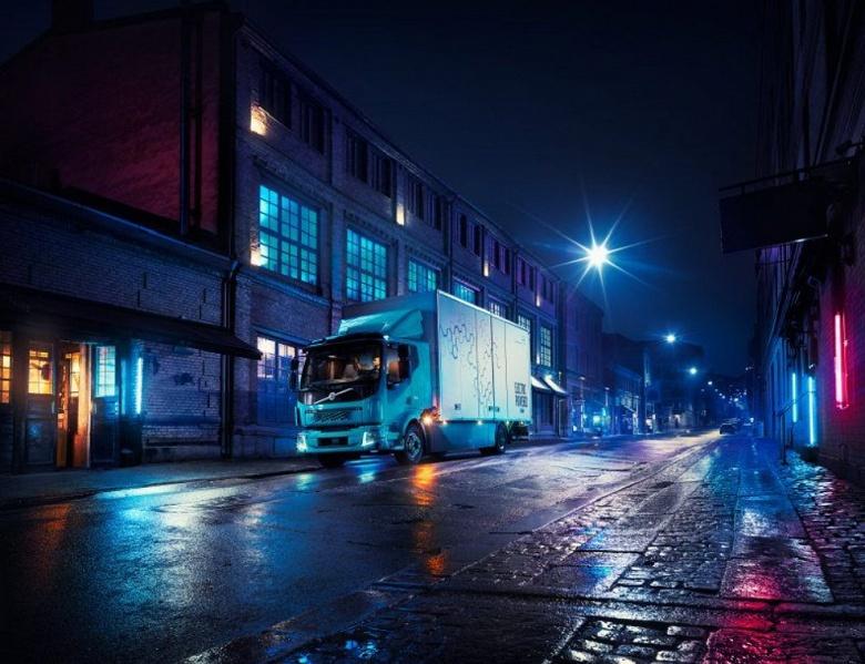 Представлен первый электромобиль Volvo Trucks