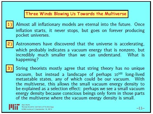 Ранняя вселенная. Инфляционная Космология: является ли наша вселенная частью мультивселенной? Часть 2 - 12