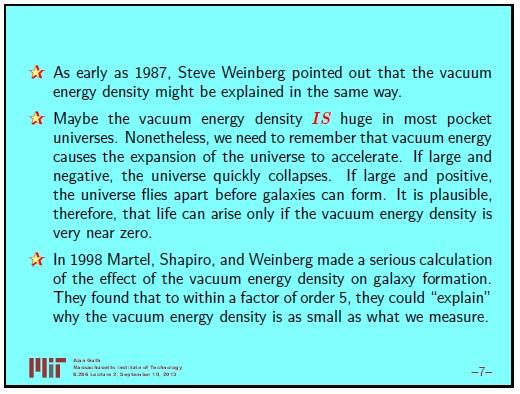 Ранняя вселенная. Инфляционная Космология: является ли наша вселенная частью мультивселенной? Часть 2 - 8