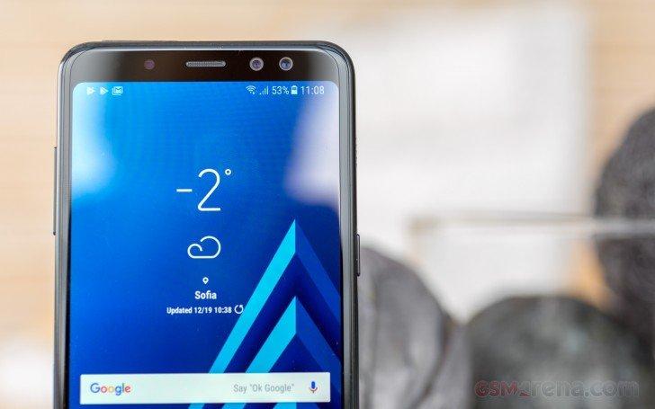 Смартфон Samsung Galaxy A6+ (2018) получил сертификат Wi-Fi Alliance