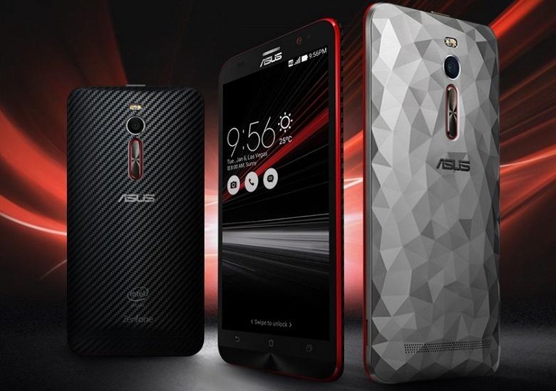 Asus тоже может выпустить игровой смартфон - 1