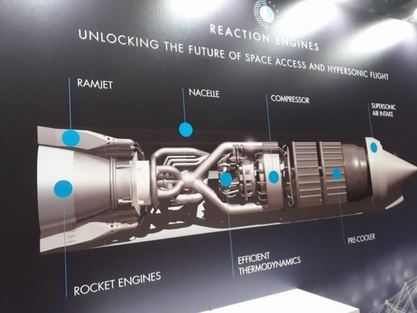 Boeing инвестировала в компанию Reaction Engines, которая разрабатывает гибридный ракетный двигатель - 2