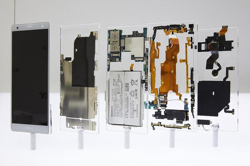 Sony Xperia XZ2 и Xperia XZ2 Compact стали лидерами сравнительного теста времени автономной работы - 1