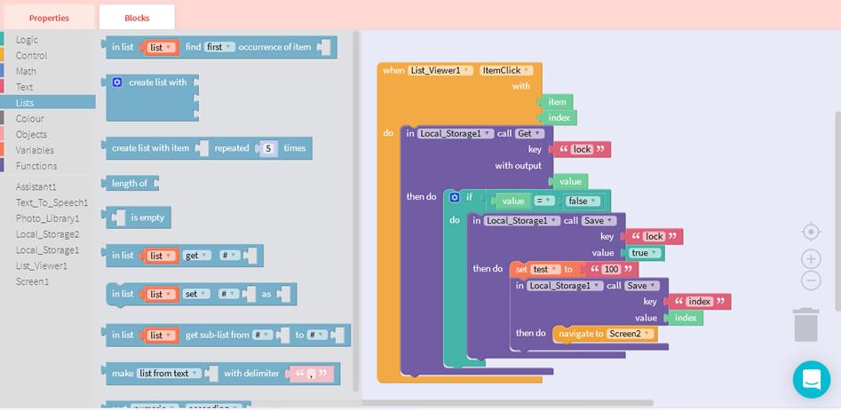 Thunkable X – бесплатная браузерная среда разработки мобильных приложений под iOS и Android - 3