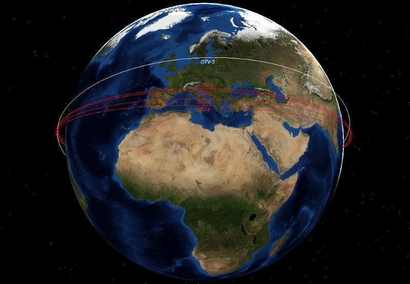 X-37B нашли на орбите - 3