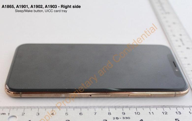 Фото дня: смартфон iPhone X в золотом цвете - 3