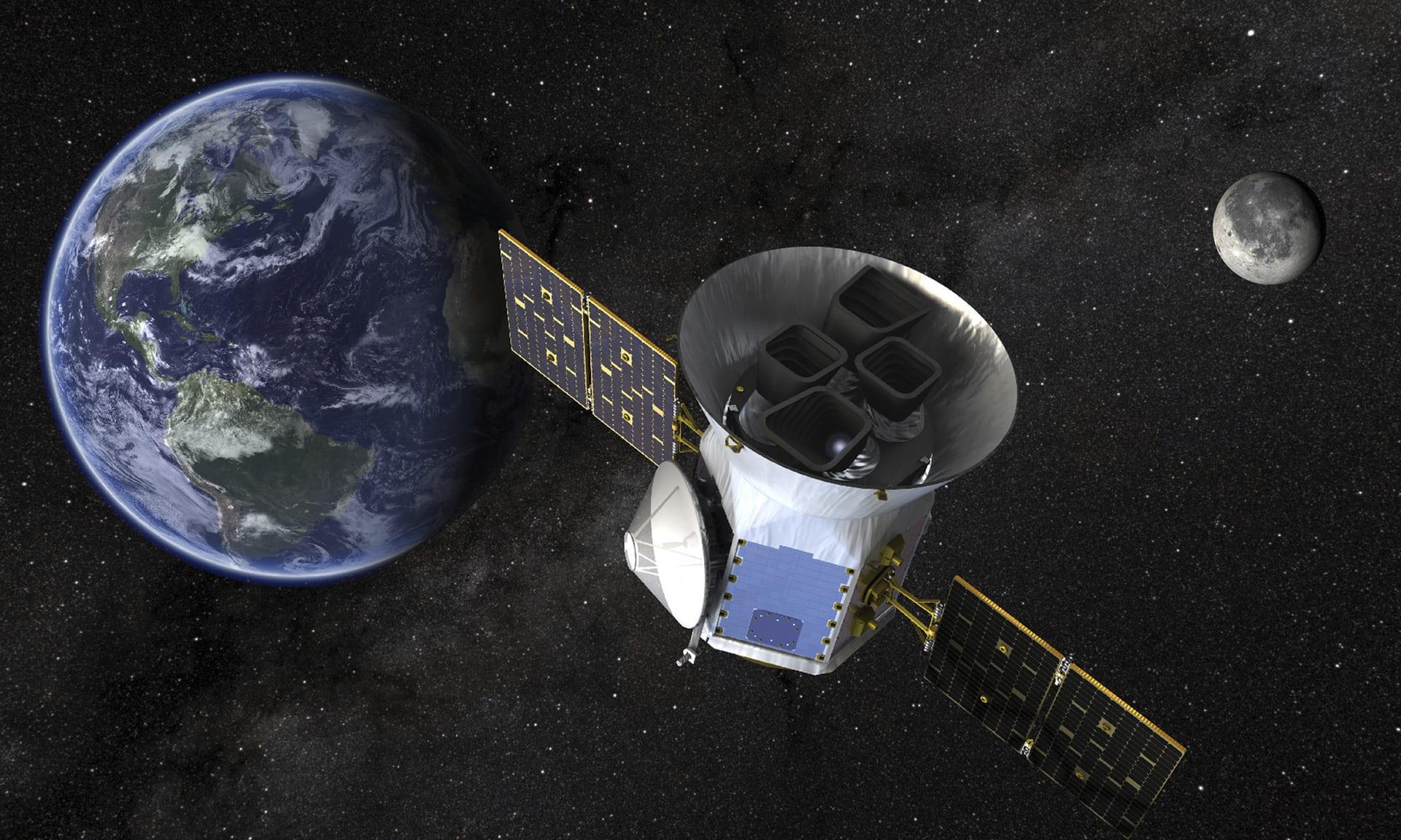 Сегодня NASA запустит новый аппарат для поиска экзопланет - 1