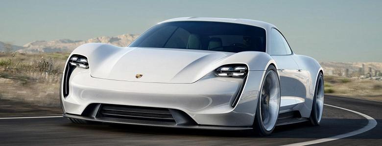 Уже к концу следующего года у Porsche в США будет не менее 500 быстрых зарядных станций для электромобилей - 1