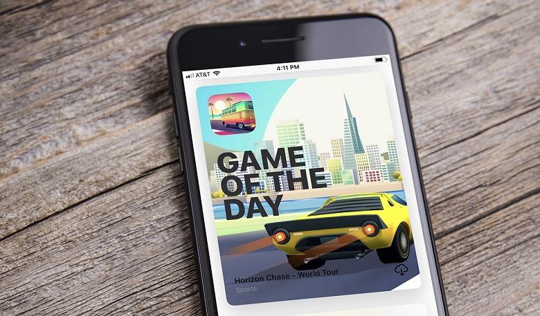 В прошлом году в США пользователи iPhone потратили на приложения на 23% больше, чем годом ранее - 1