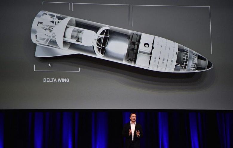 SpaceX будет создавать свою ракету BFR на новой фабрике в Лос-Анджелесе - 1