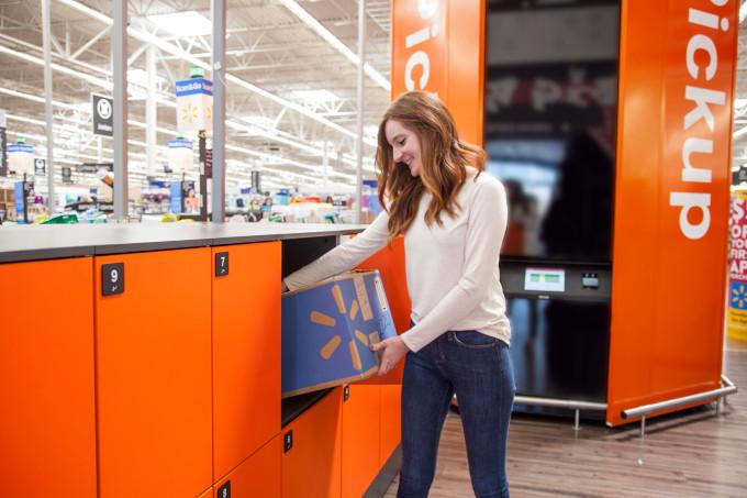 Walmart будет устанавливать в супермаркетах автоматы для выдачи онлайн-покупок - 3