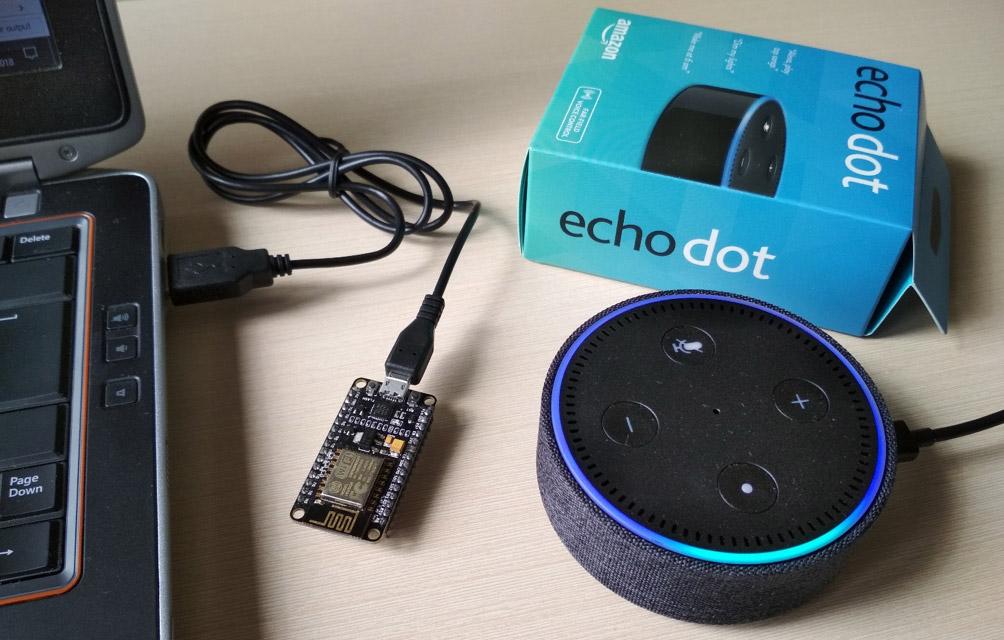 Что мы знаем об Amazon Alexa? Или первые впечатления от Amazon Echo Dot - 9