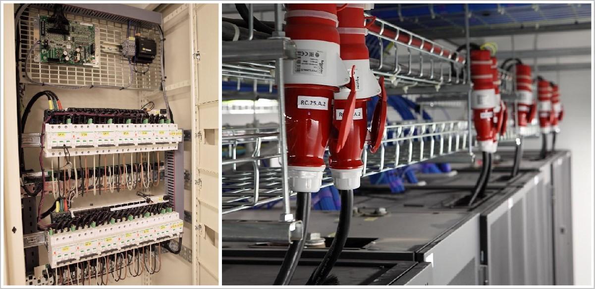 ЦОД для технопарка: от «бетона» до сертификации Tier Facility - 15