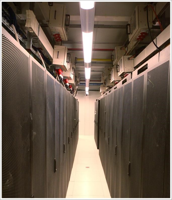 ЦОД для технопарка: от «бетона» до сертификации Tier Facility - 17