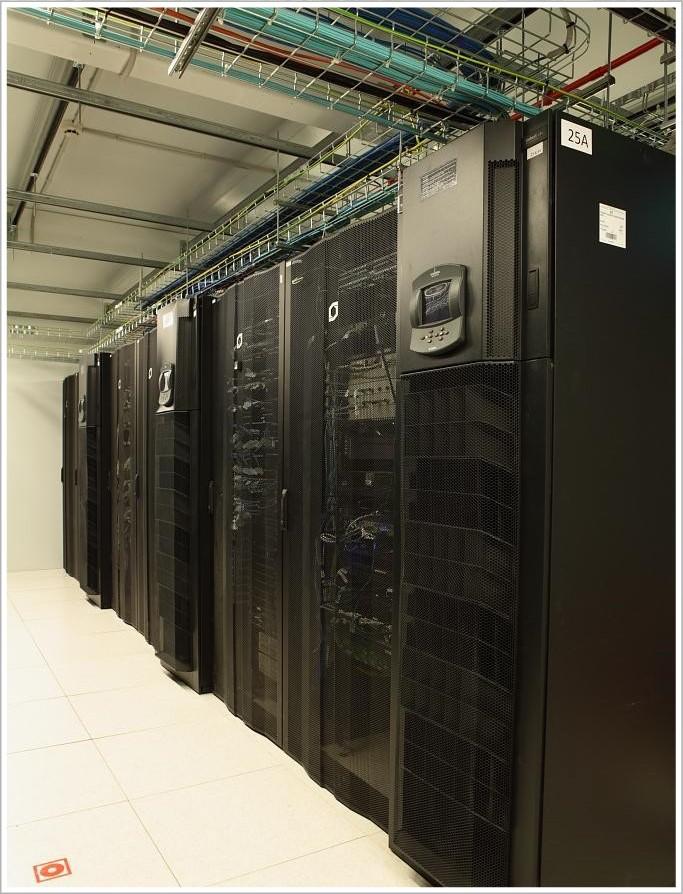 ЦОД для технопарка: от «бетона» до сертификации Tier Facility - 18
