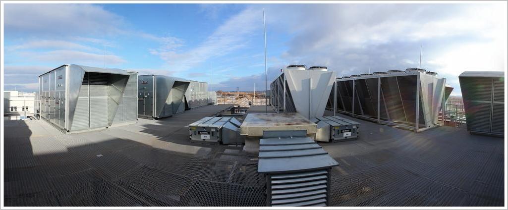 ЦОД для технопарка: от «бетона» до сертификации Tier Facility - 22