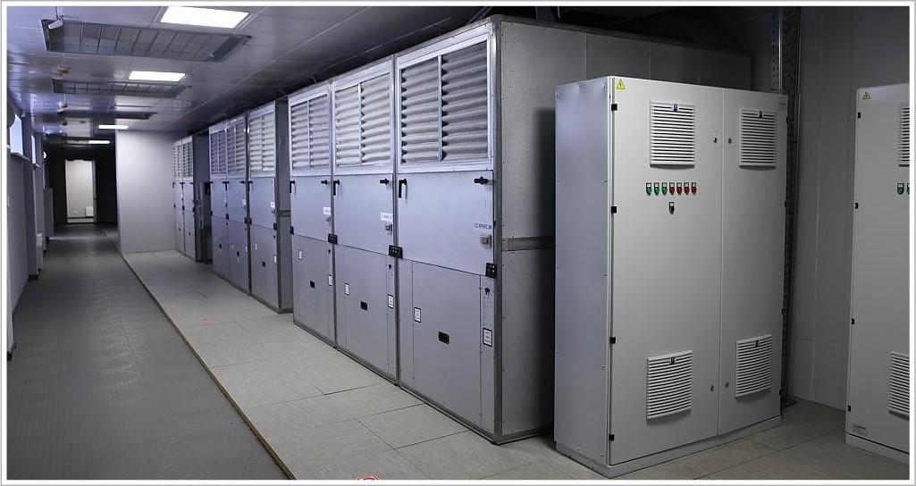 ЦОД для технопарка: от «бетона» до сертификации Tier Facility - 28