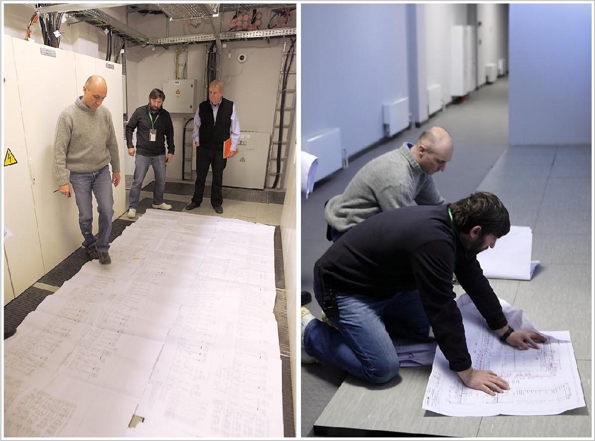 ЦОД для технопарка: от «бетона» до сертификации Tier Facility - 34