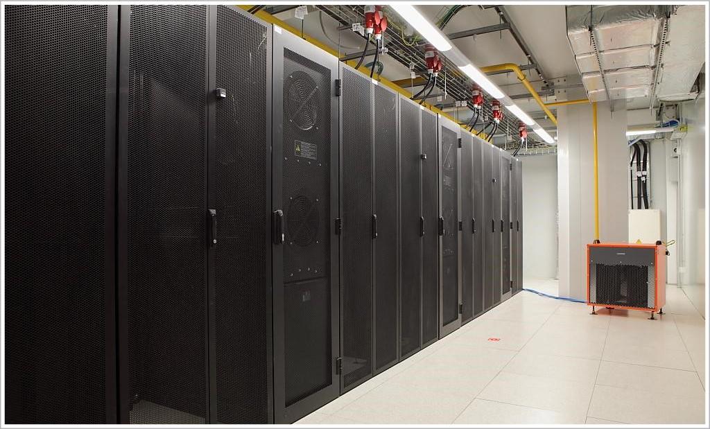 ЦОД для технопарка: от «бетона» до сертификации Tier Facility - 37