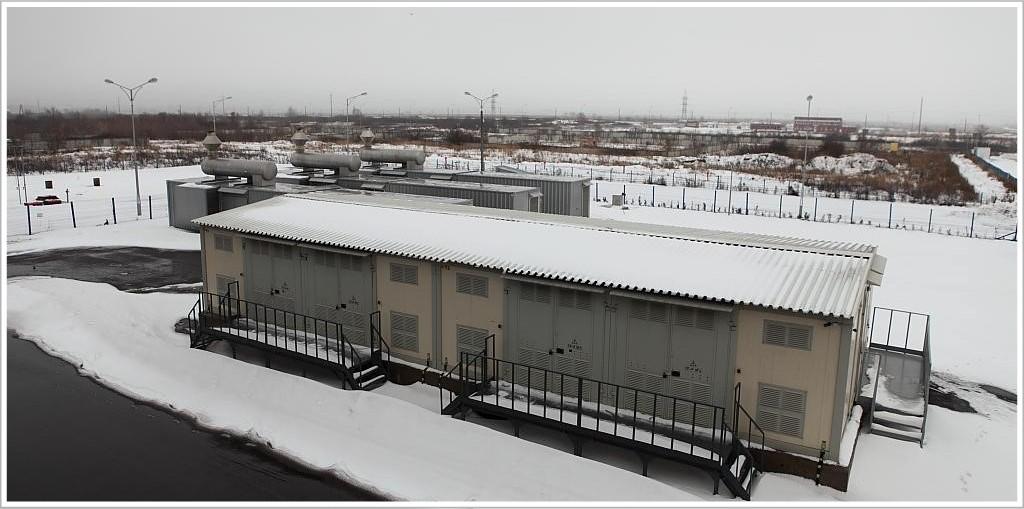 ЦОД для технопарка: от «бетона» до сертификации Tier Facility - 8
