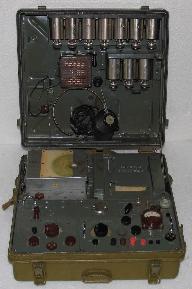 Север, Орел, Шмель — известные советские радиостанции времен холодной войны - 14