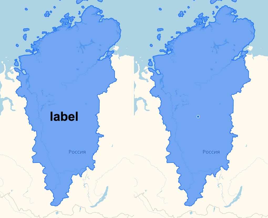 Сколько математики нужно, чтобы подписать многоугольник в JS API Яндекс.Карт - 15