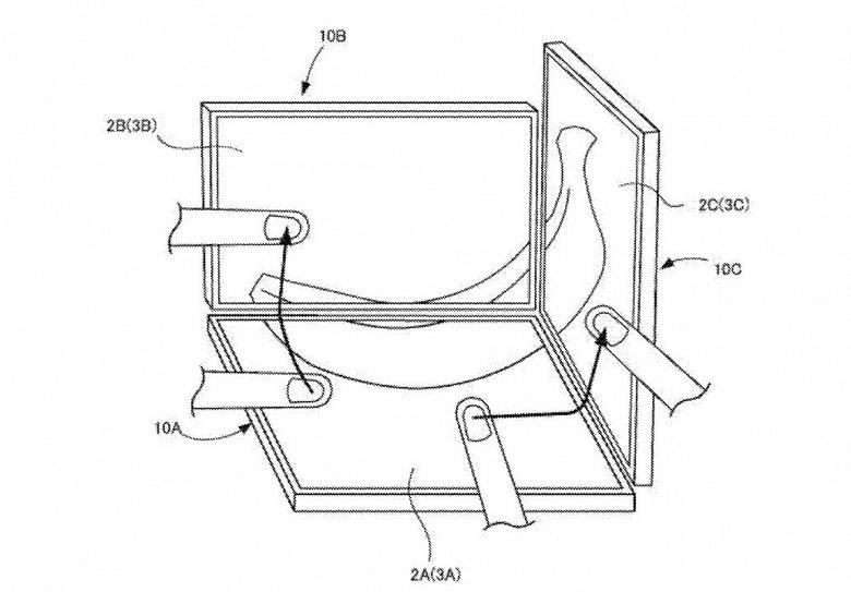 Следующая консоль Nintendo может состоять из нескольких экранов