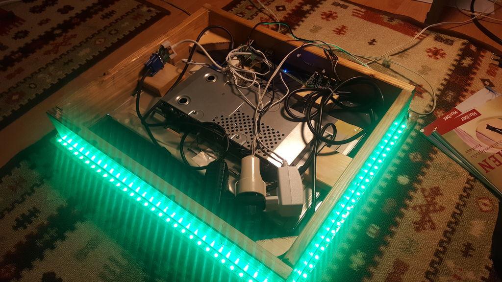 Трекер личной продуктивности на Raspberry Pi - 19