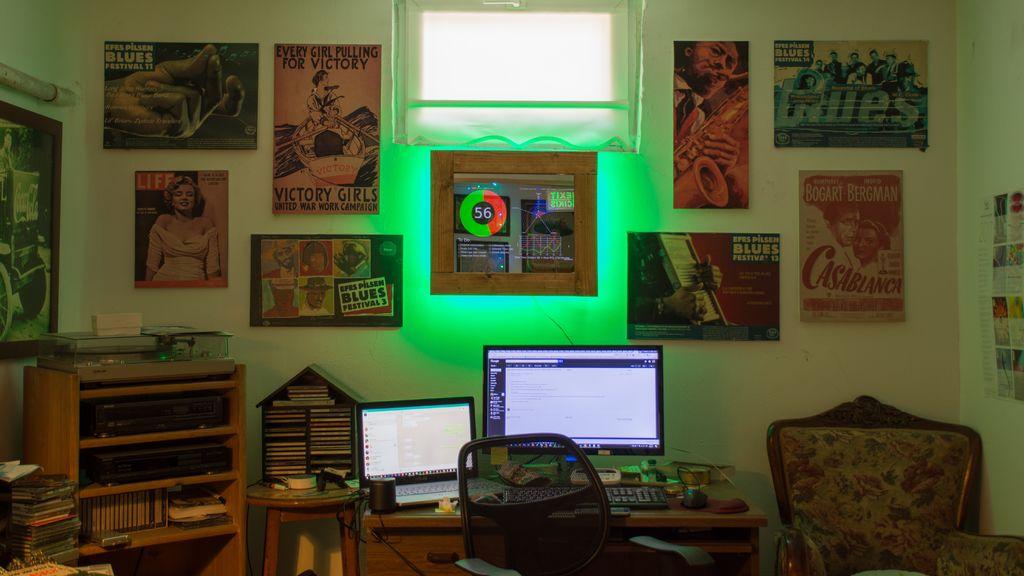 Трекер личной продуктивности на Raspberry Pi - 2