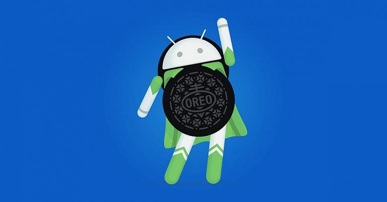 Доля Android Oreo увеличилась до 4,6%