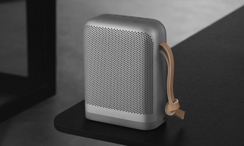 Bang & Olufsen Beoplay P6 — алюминиевая портативная акустическая система с хорошей автономностью - 2