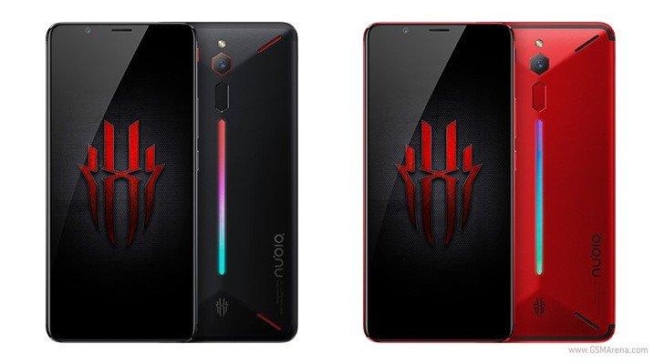 ZTE Nubia Red Magic — игровой смартфон без Snapdragon 845 и 120-герцового экрана - 1