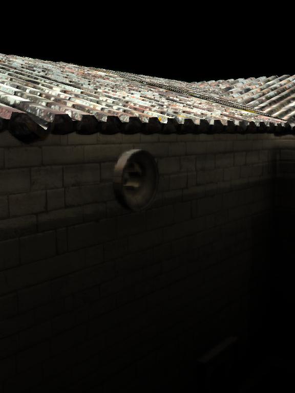 Глобальное освещение с использованием трассировки вокселей конусами - 34