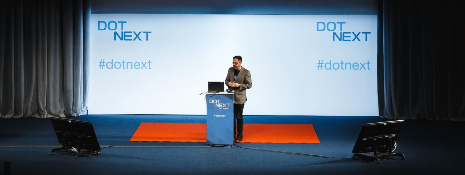 Обзор программы конференции DotNext 2018 Piter - 1