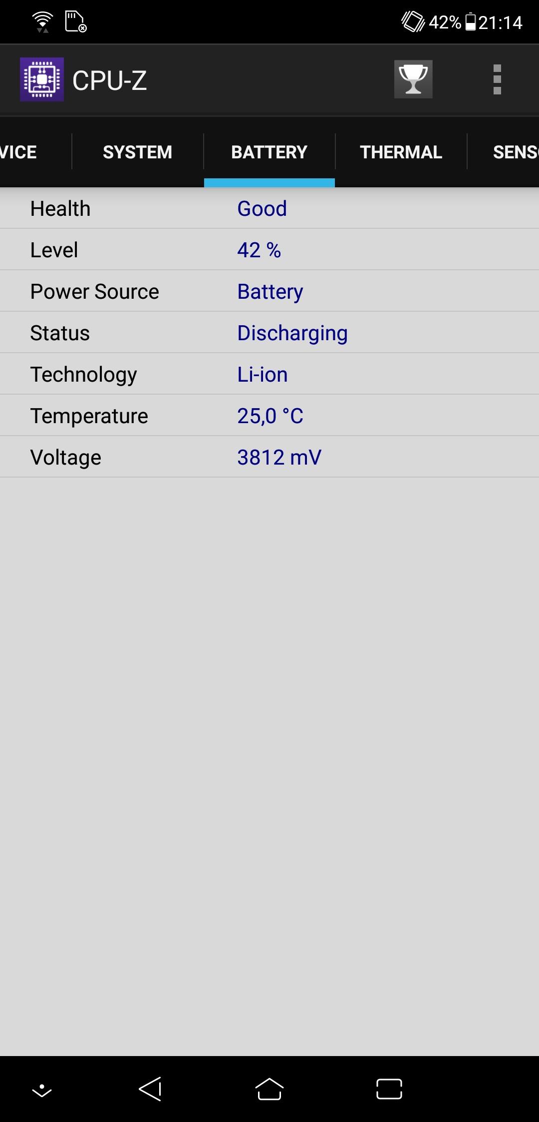 Обзор смартфона ASUS Zenfone 5 ZE620KL - 5