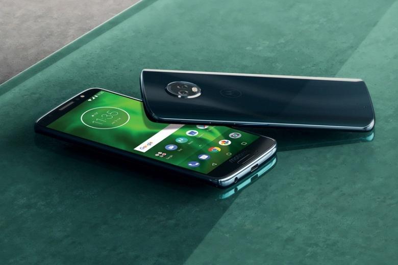 Смартфоны Motorola линейки Moto G6 могут похвастаться некоторыми особенностями, не присущими аппаратам этой ценовой категории - 1