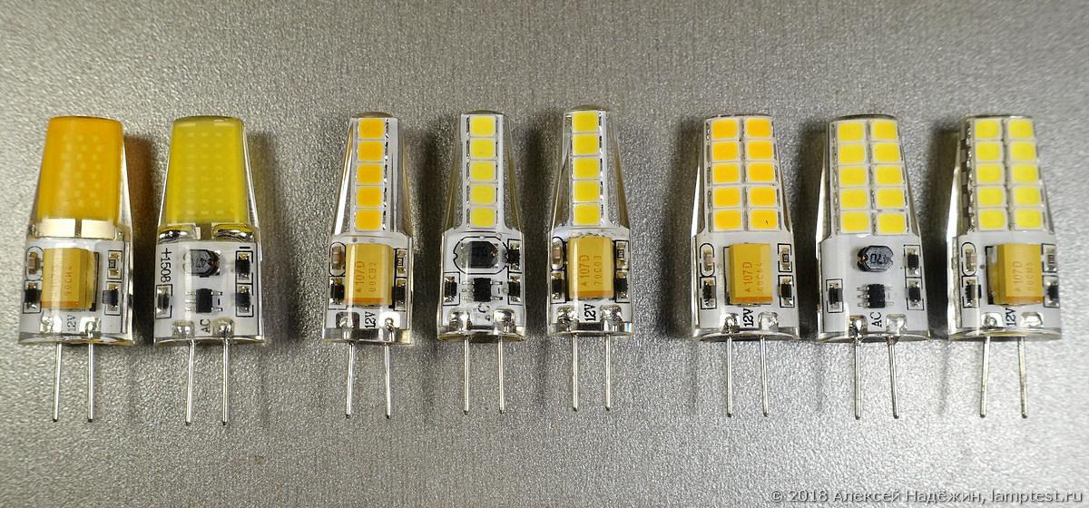 Светодиодные лампы Ledroid - 7