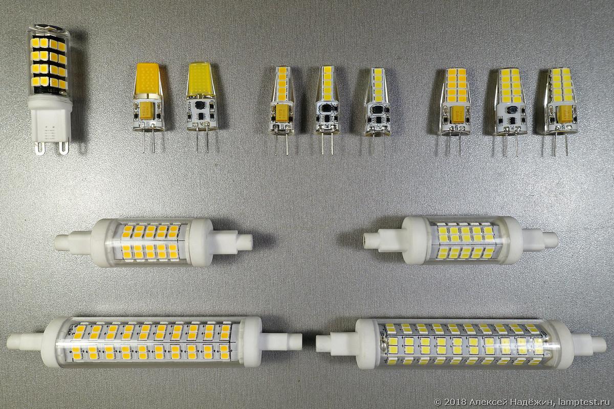 Светодиодные лампы Ledroid - 1