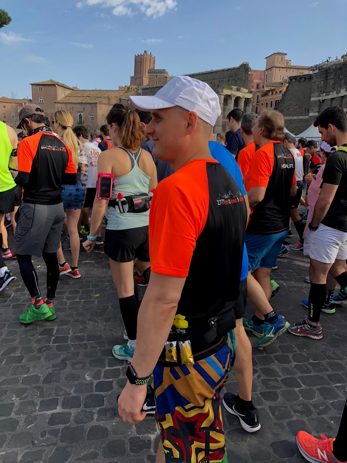 [Хабра-оффтоп] Maratona di Roma, или первый марафон для ИТ-шника - 15