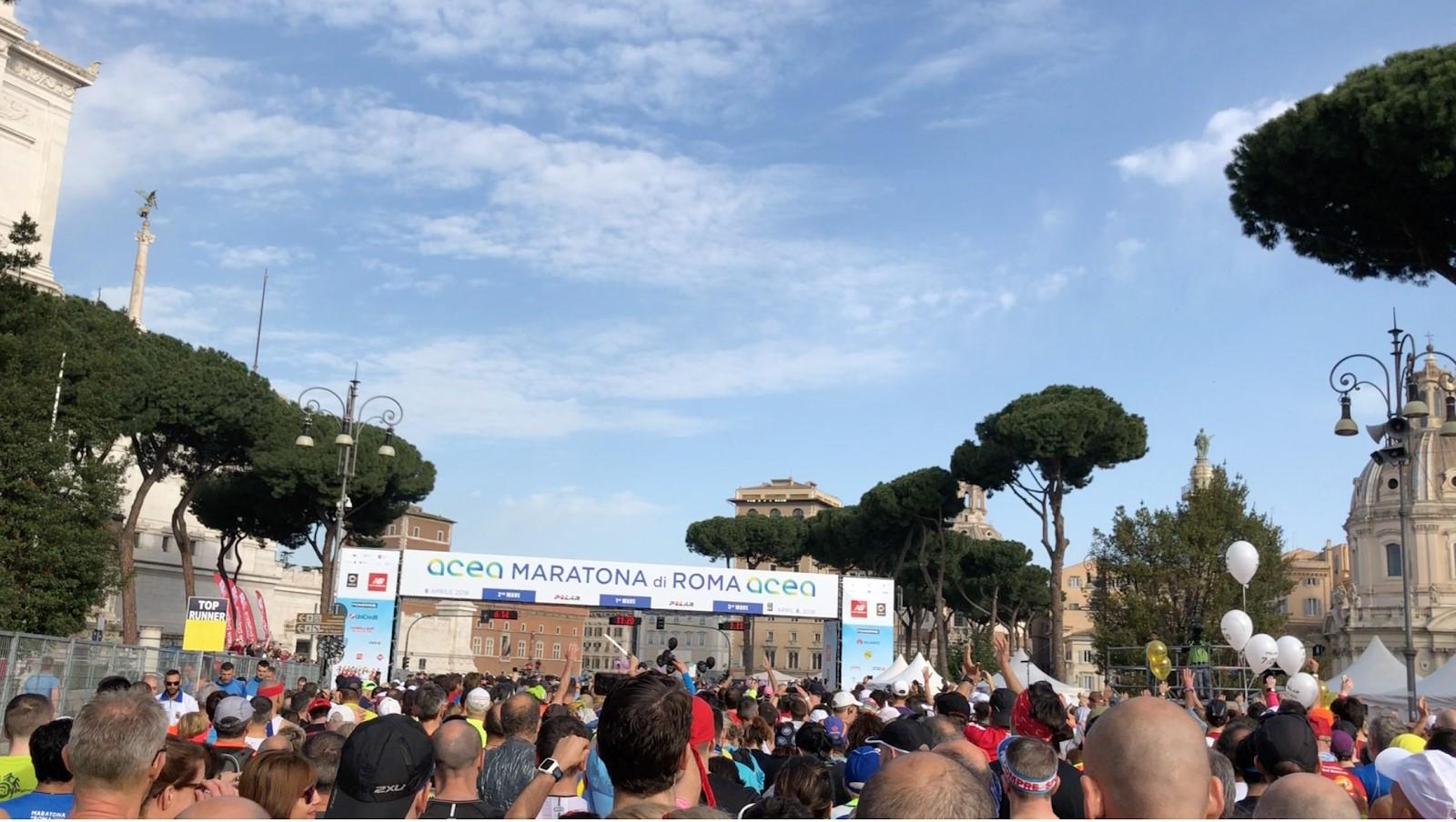 [Хабра-оффтоп] Maratona di Roma, или первый марафон для ИТ-шника - 16