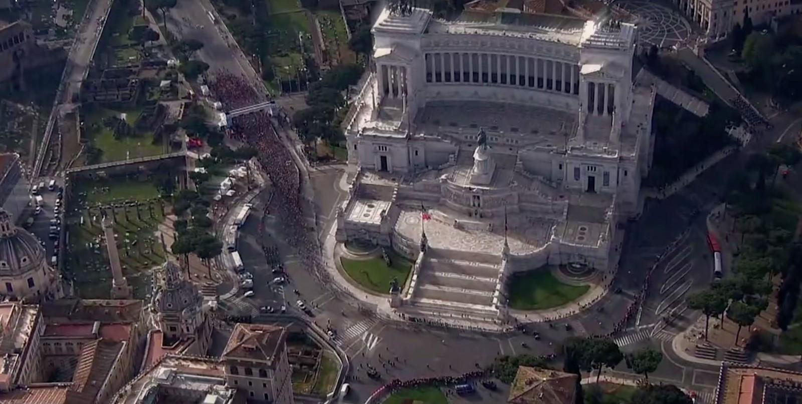 [Хабра-оффтоп] Maratona di Roma, или первый марафон для ИТ-шника - 17