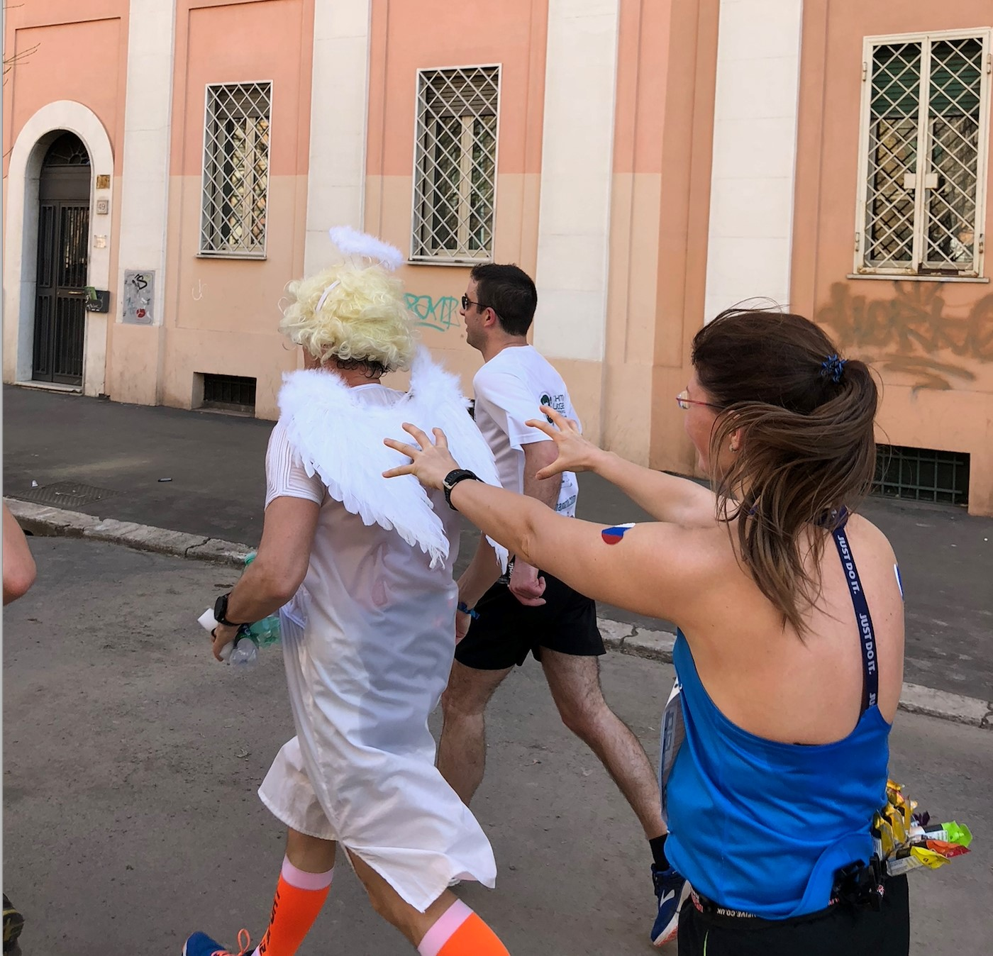 [Хабра-оффтоп] Maratona di Roma, или первый марафон для ИТ-шника - 19