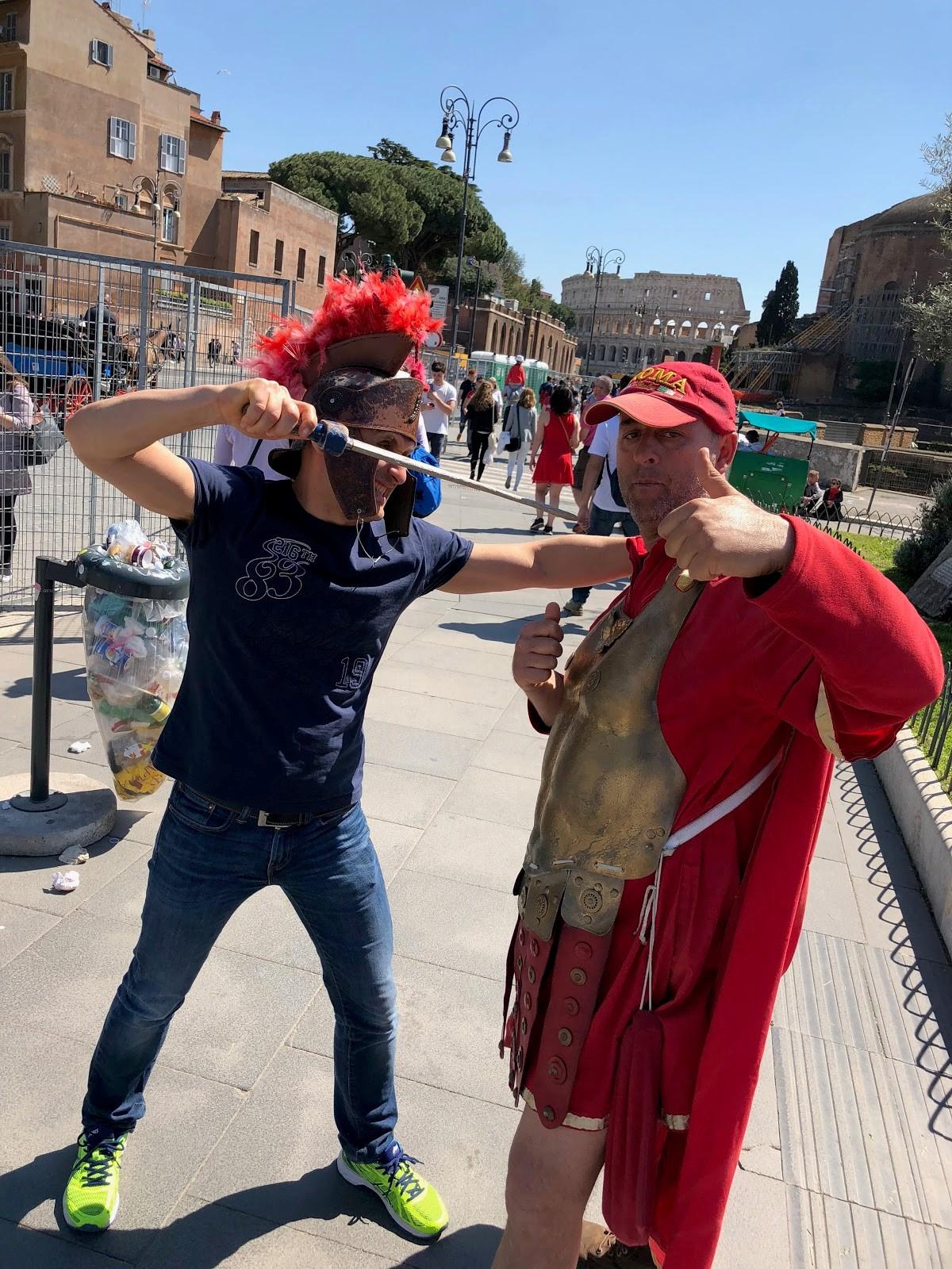 [Хабра-оффтоп] Maratona di Roma, или первый марафон для ИТ-шника - 22