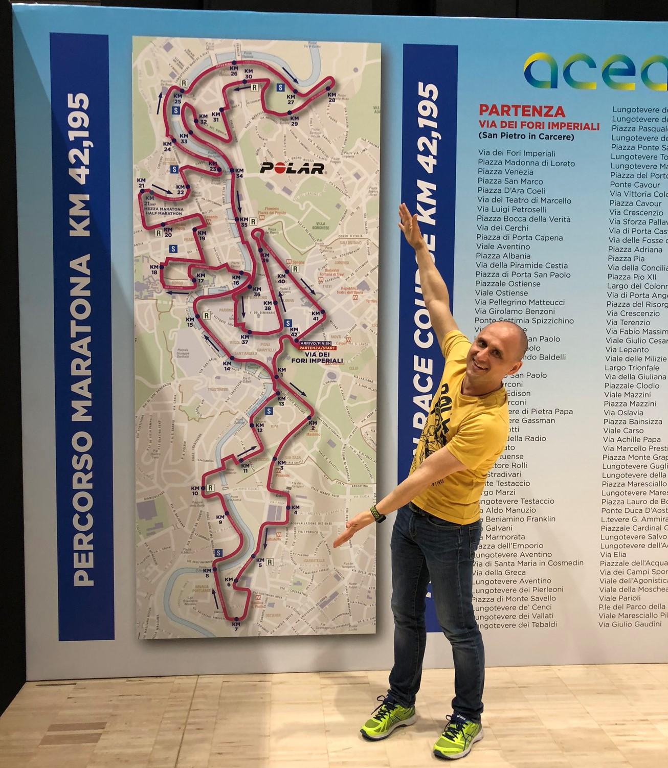 [Хабра-оффтоп] Maratona di Roma, или первый марафон для ИТ-шника - 3