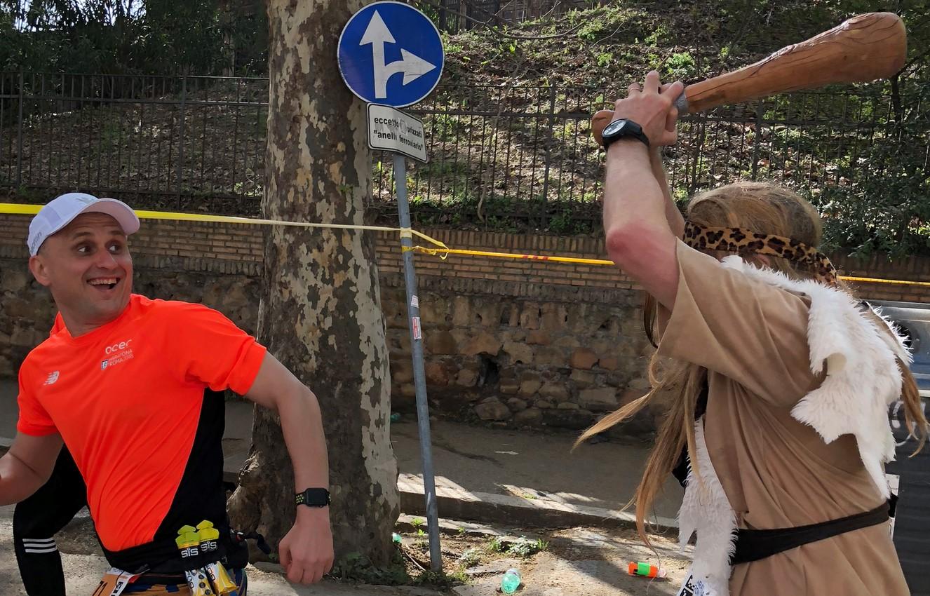 [Хабра-оффтоп] Maratona di Roma, или первый марафон для ИТ-шника - 1