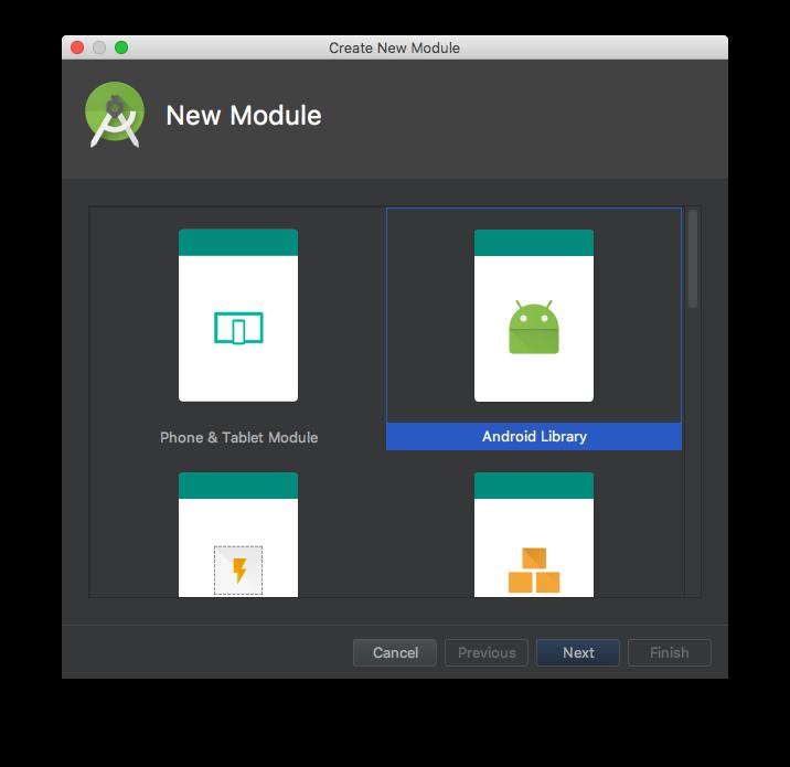 Модульная разработка Android приложений - 2