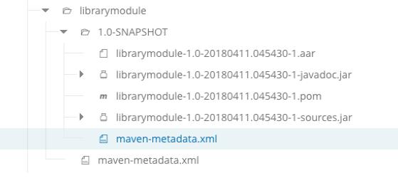 Модульная разработка Android приложений - 5