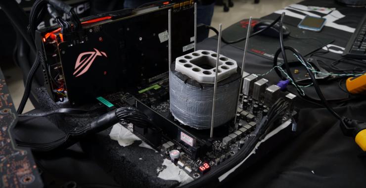 Процессору AMD Ryzen 7 2700X покорилась частота в 6 ГГц - 1
