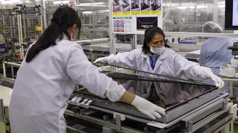 Падение цен на жидкокристаллические панели обернется убытками для большинства тайваньских производителей
