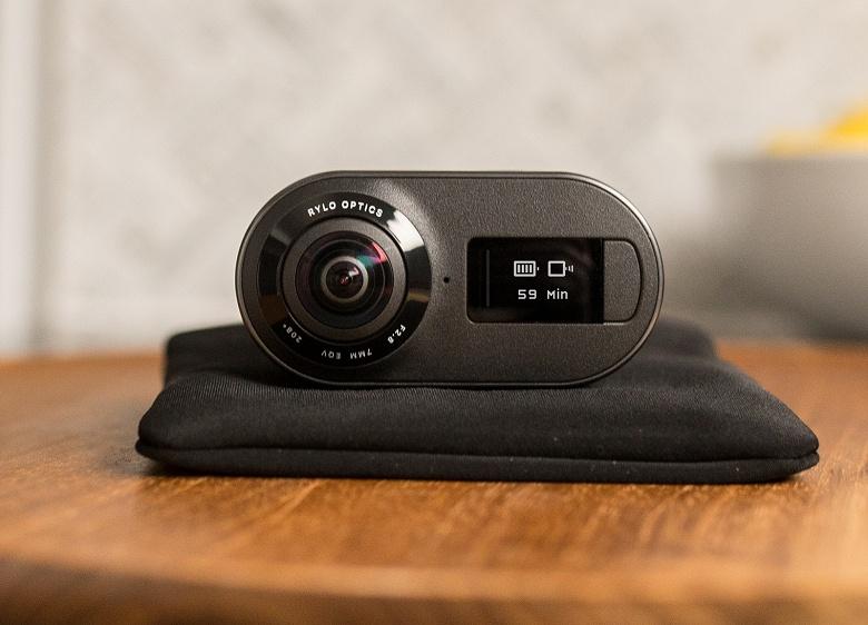 Обновление наделяет камеру Rylo тремя новыми возможностями
